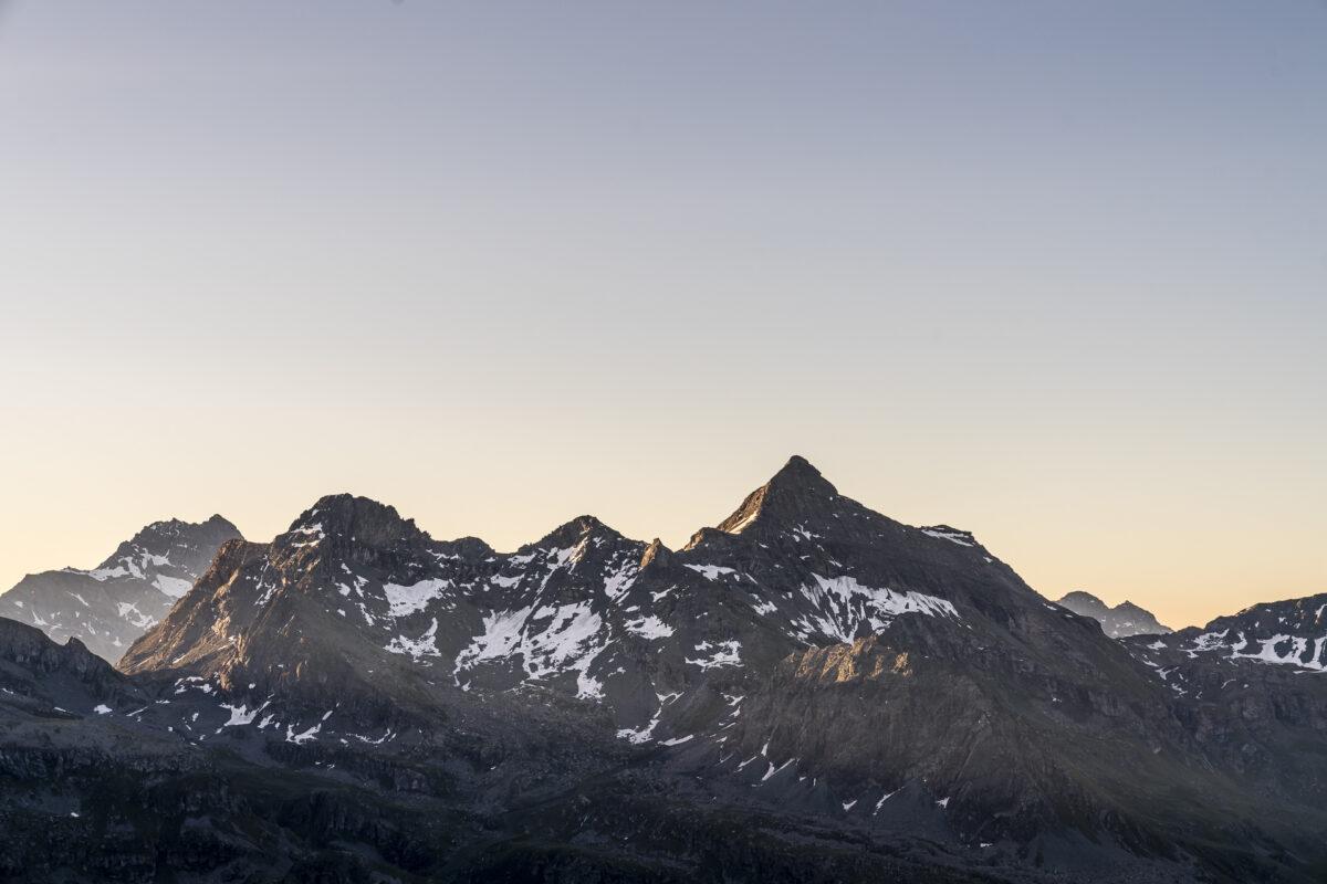 Panorama Monte Brun