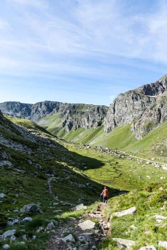 Wanderung Grand Tournaling - Champoluc