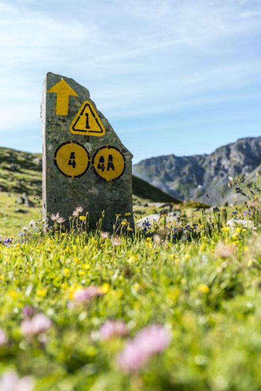 Wanderweg Alta Via