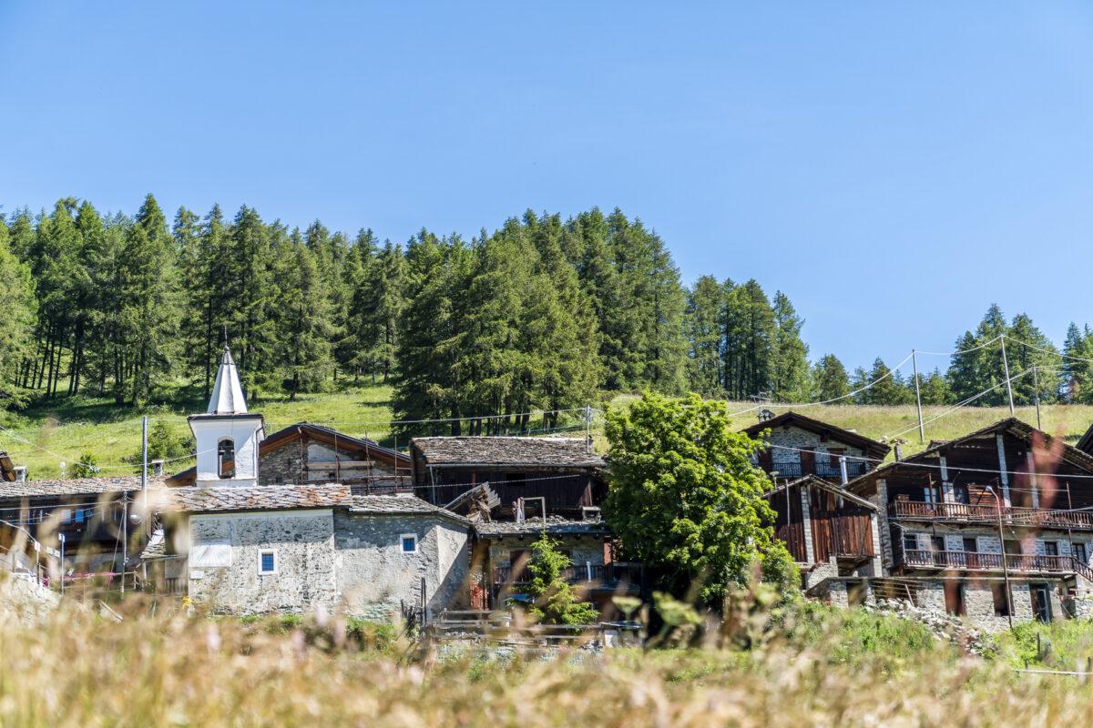Champoluc Val d'Ayas