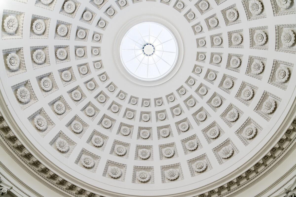 Architektur Grabkapelle Stuttgart
