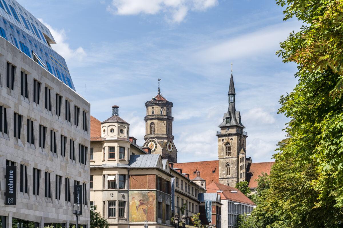 Stuttgart Zentrum
