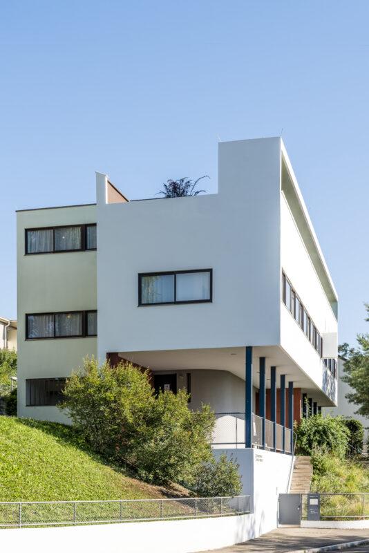 Le Corbusier Weissenhofmuseum
