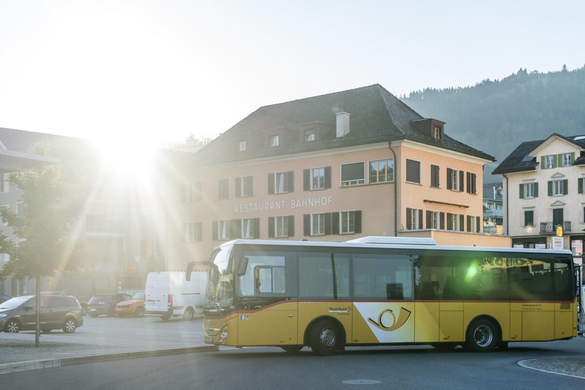 Postauto Schüpfheim