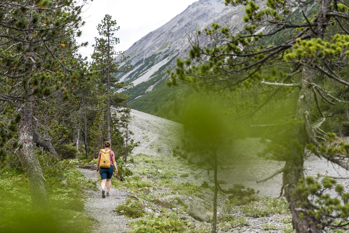 Wanderung Schiesshorn Arosa