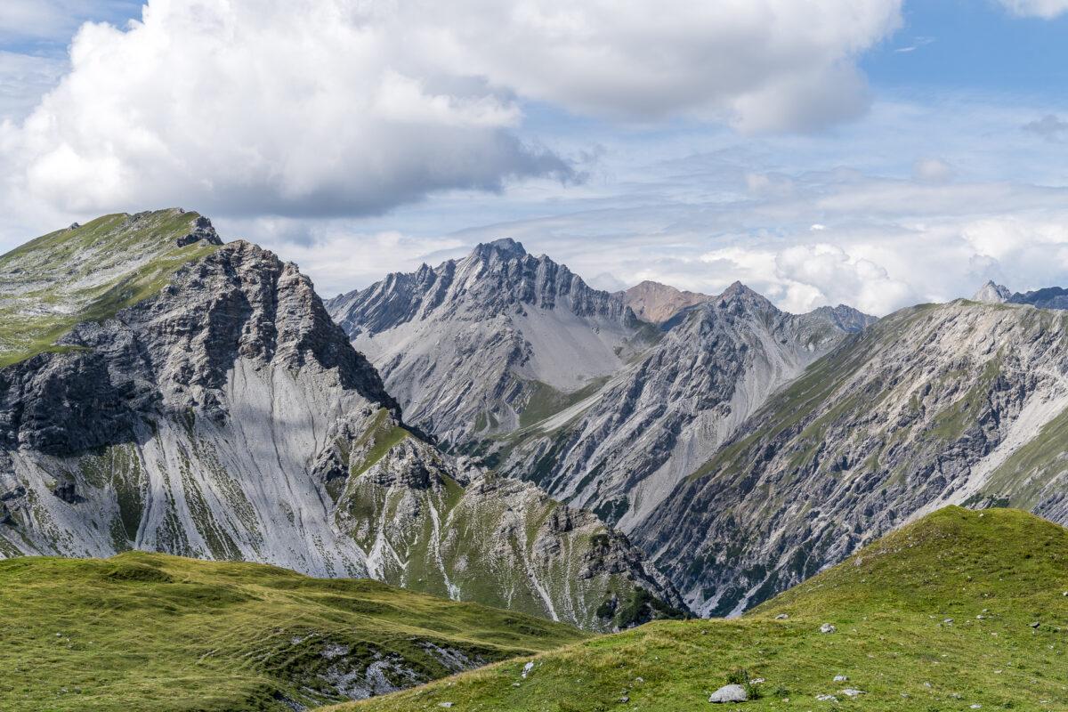 Arosa Schiesshorn Panorama