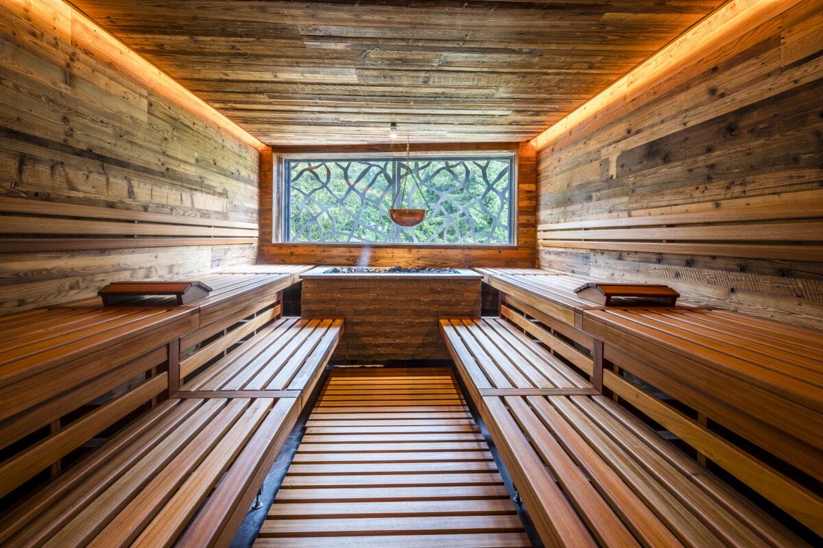Arosa Valsana Sauna