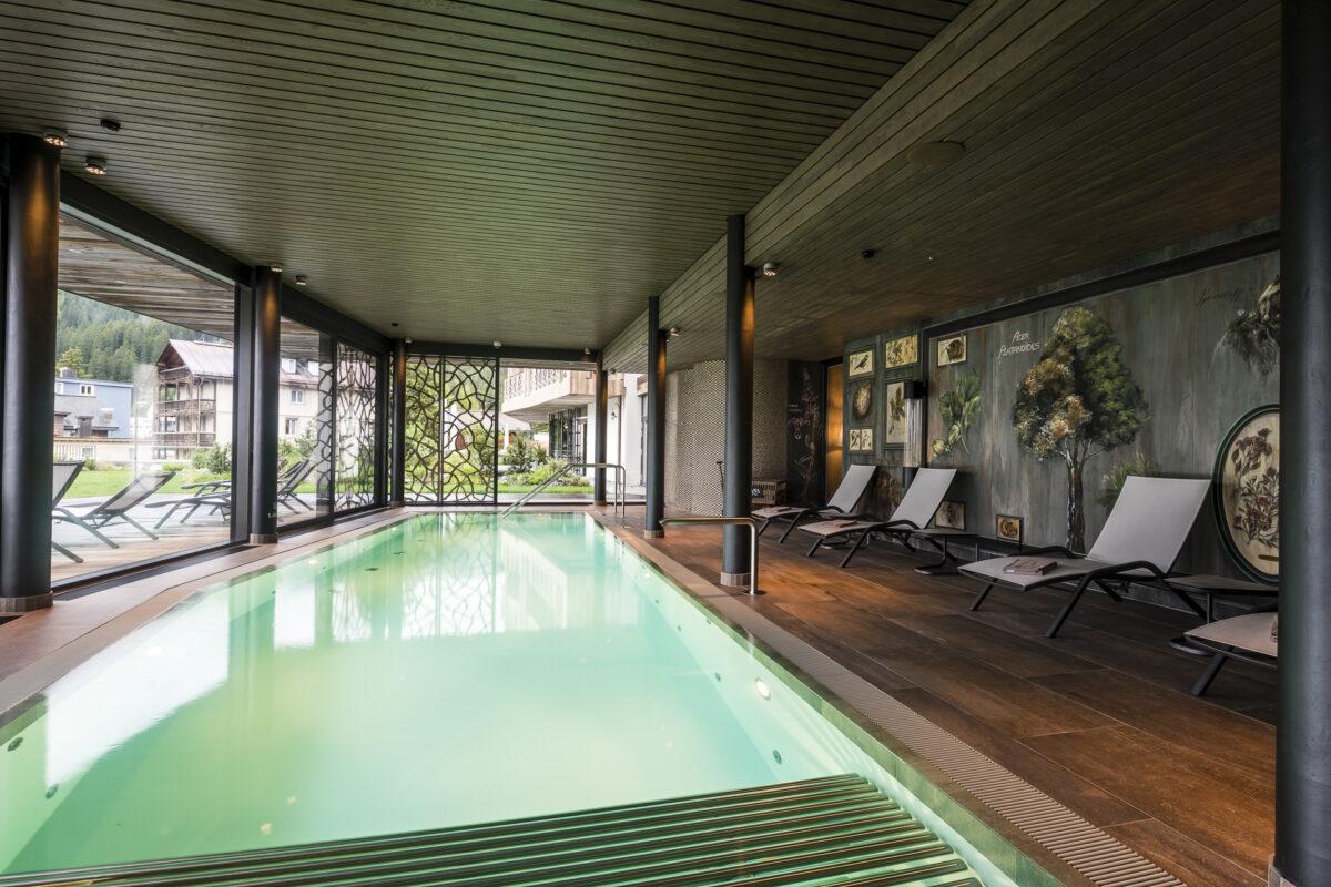 Arosa Valsana Pool