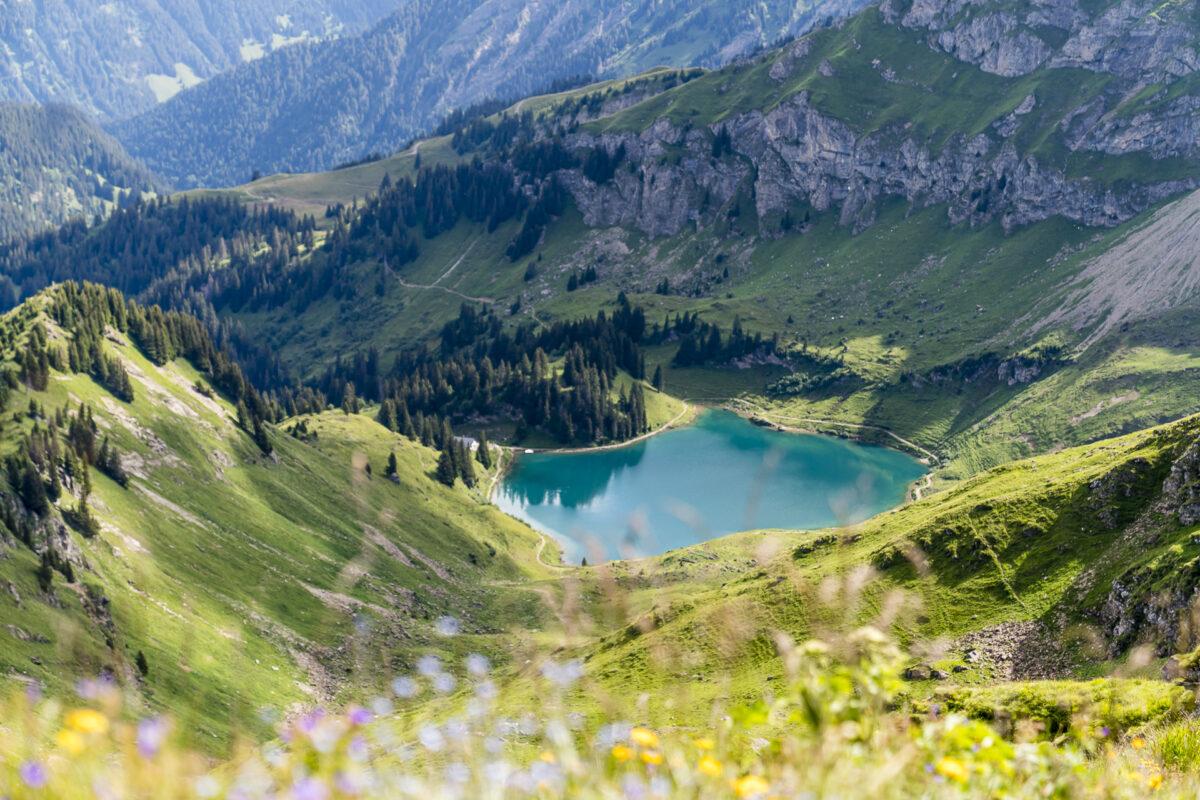 Lac Lioson Bergsee