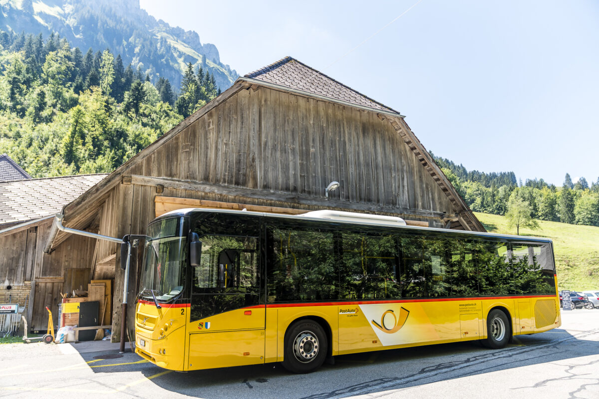 Postauto Kemmeriboden-Bad
