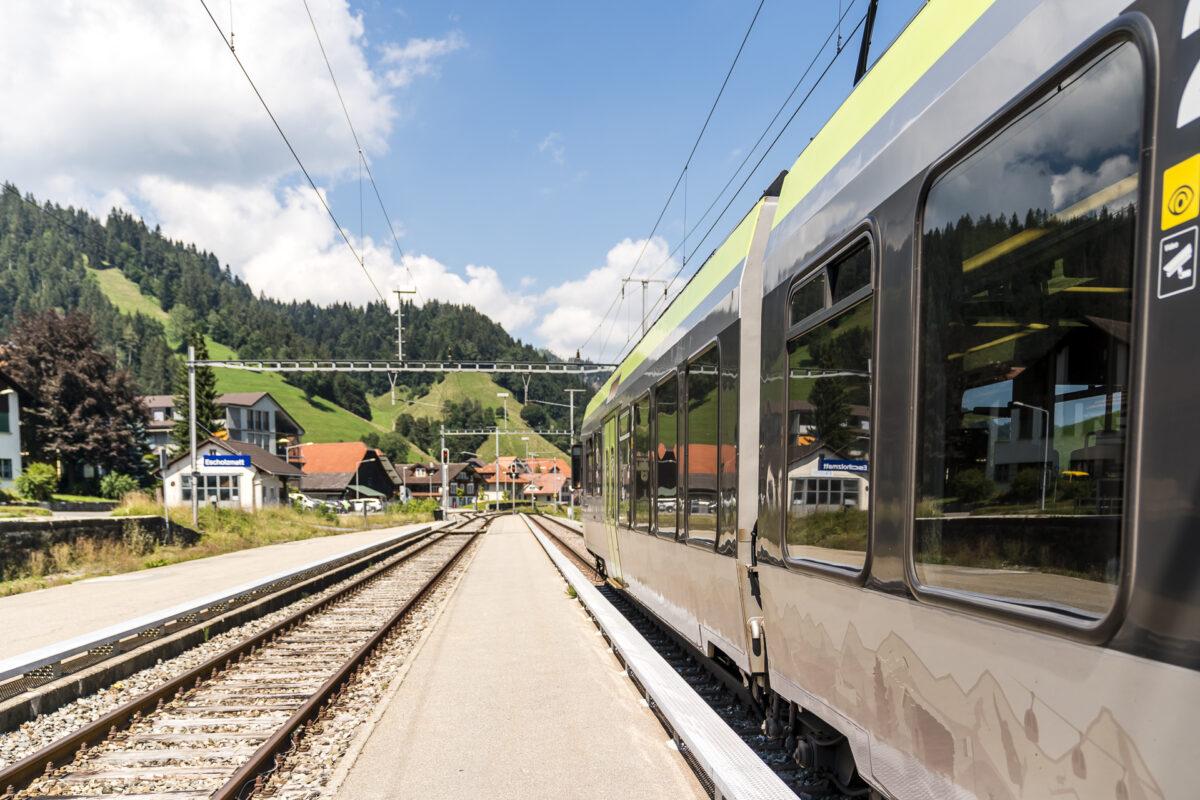 Bahnhof Eschholzmatt