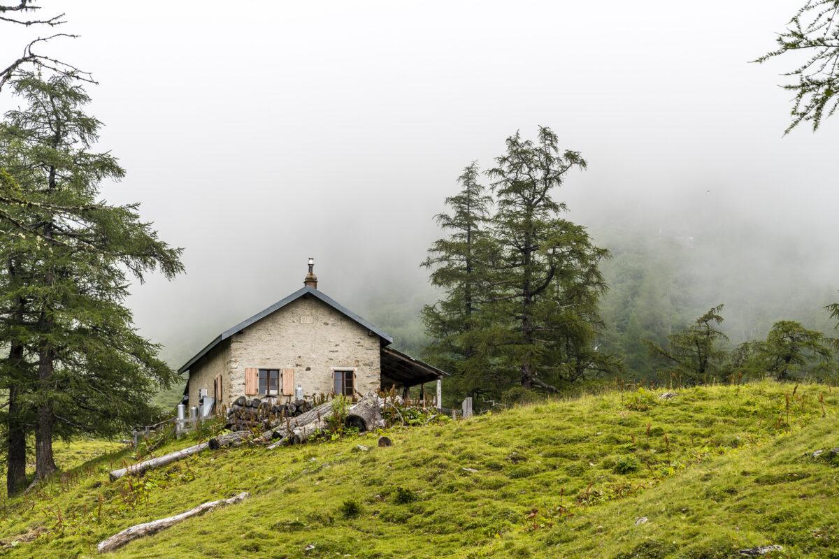 Alpenpässeweg Trient - Champex-Lac