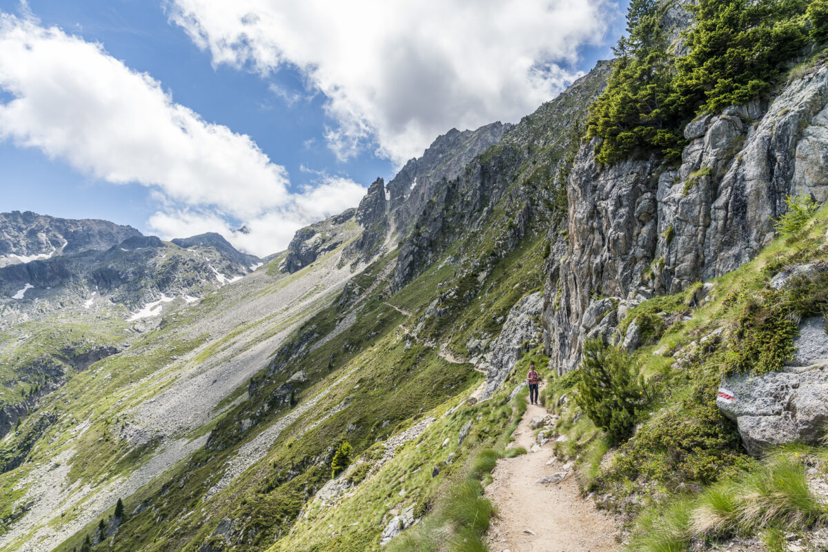 Wanderweg Cabane d'Orny