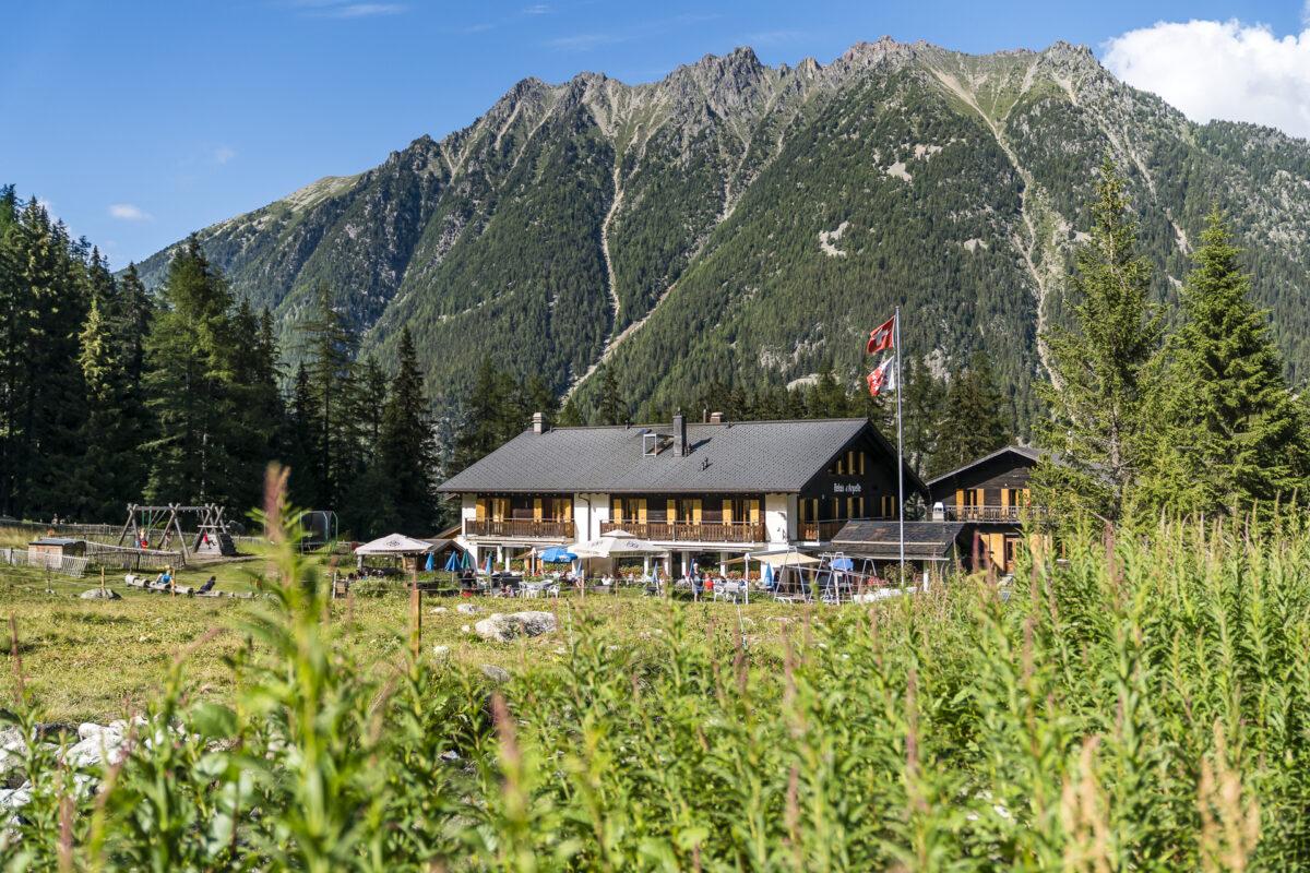 Relais d'Arpette Champex-Lac