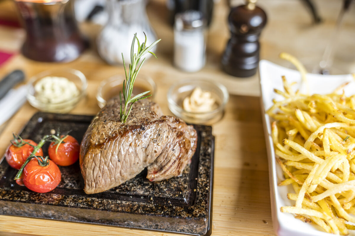 Restaurant Relais d'Arpette