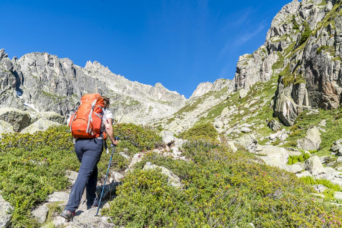 Val d'Arpette Bergtour