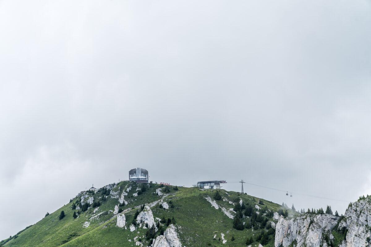 La Riondaz Blickrichtung Kuklos