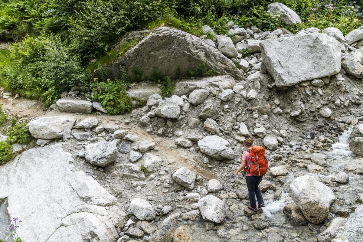 Alpenpässeweg Champex