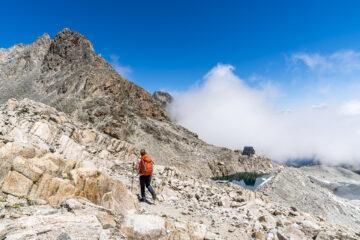 Cabane du Trient - Fenêtre d'Arpette & Alp Bovine: 3 knackige Wanderungen rund um Champex-Lac