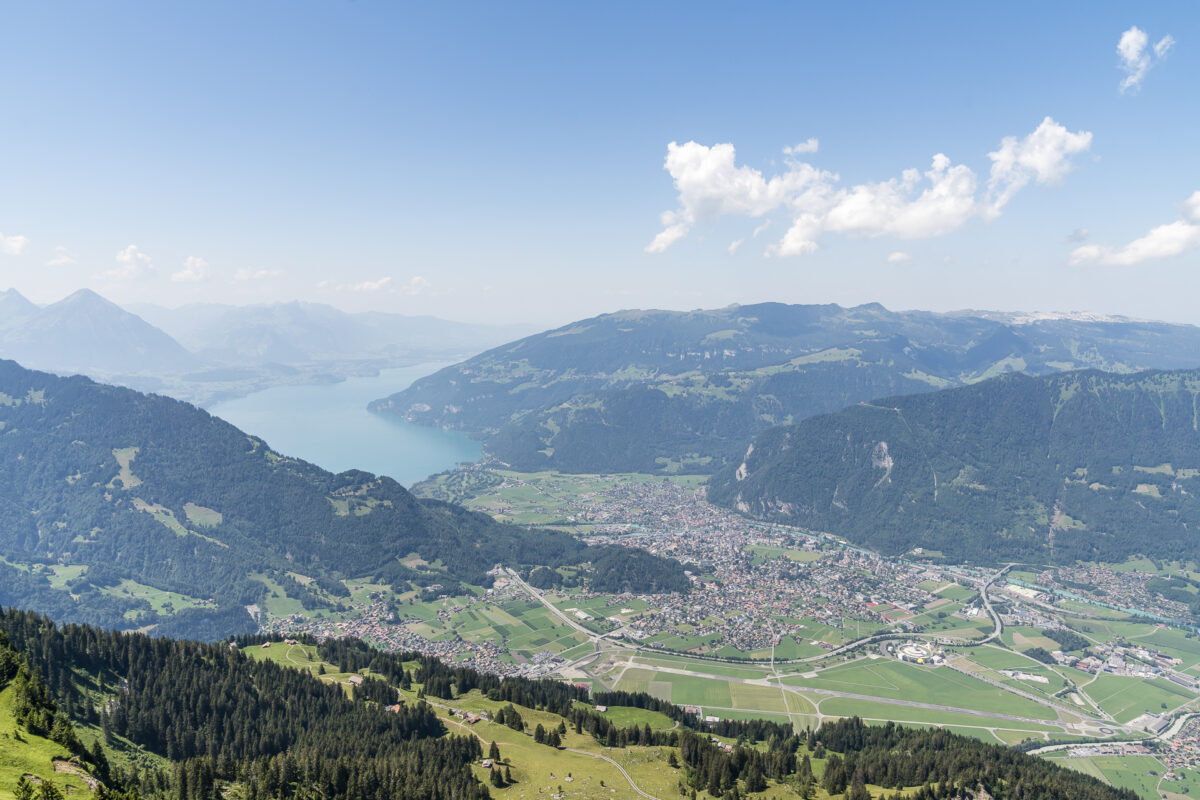 Panorama Interlaken