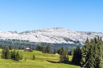 Genusswandern: von Sörenberg zum Merängge-Plausch ins Kemmeriboden-Bad