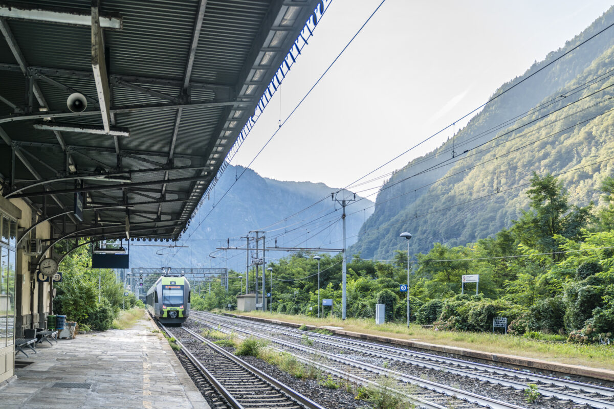Bahnhof Varzo