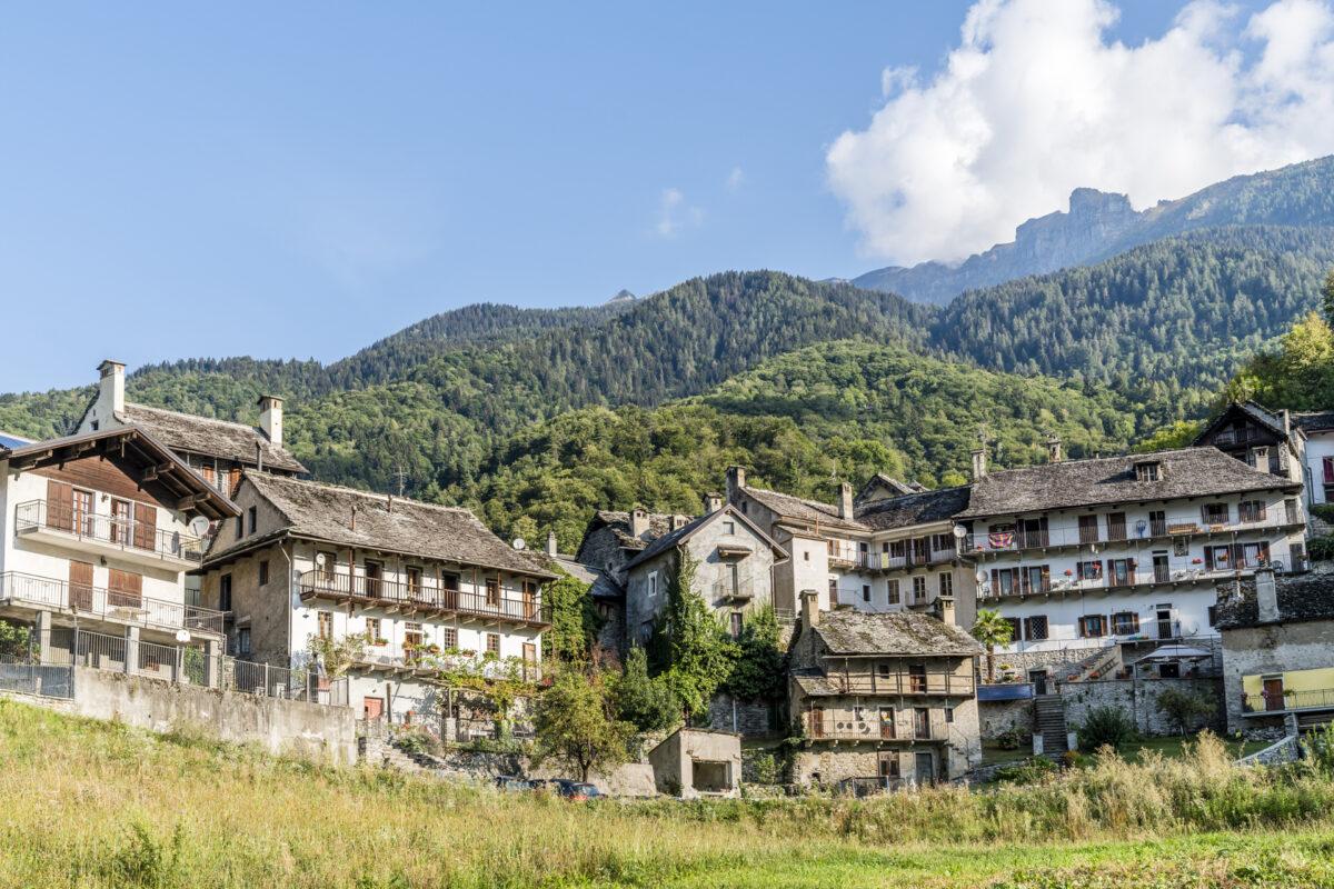 Varzo Piemont
