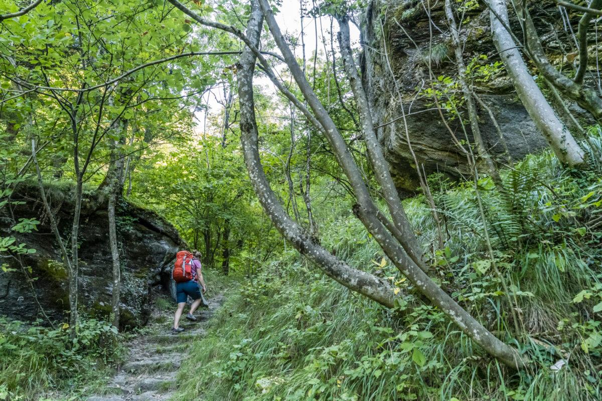 Wanderung Varzo - San Domenico