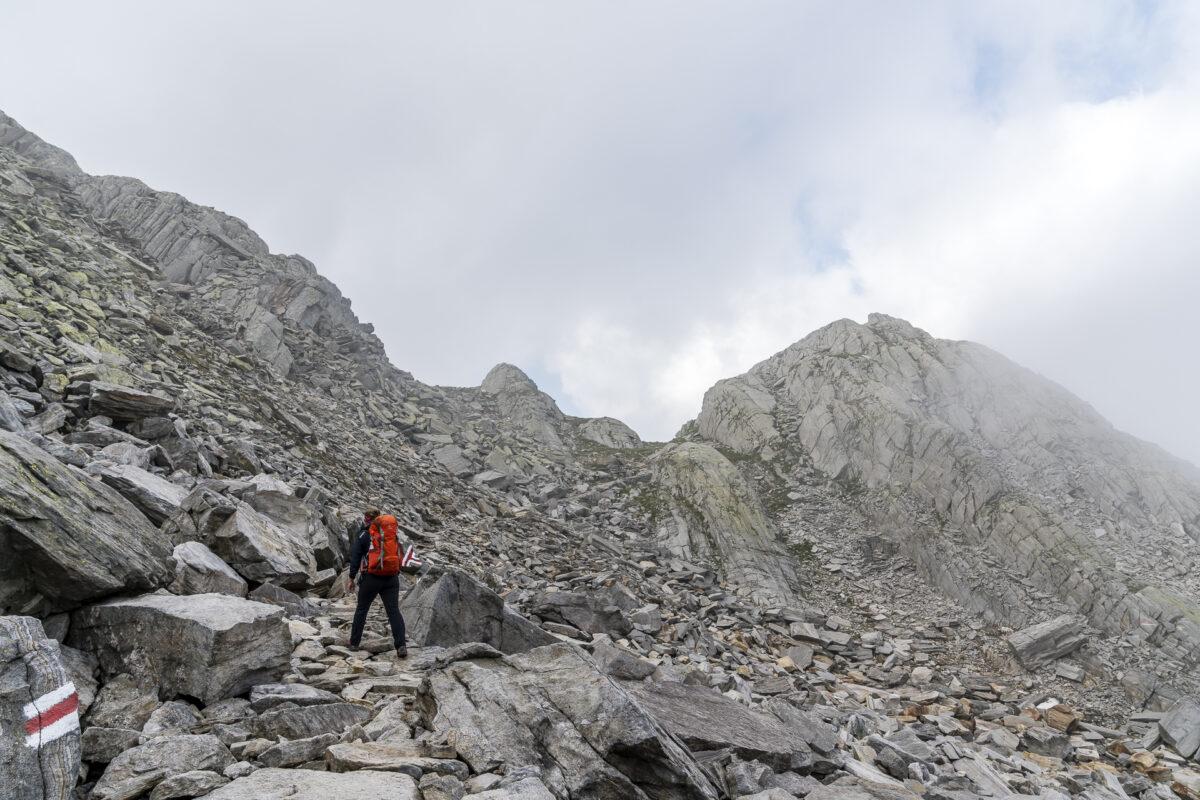 Wandern Sentiero Cristallina