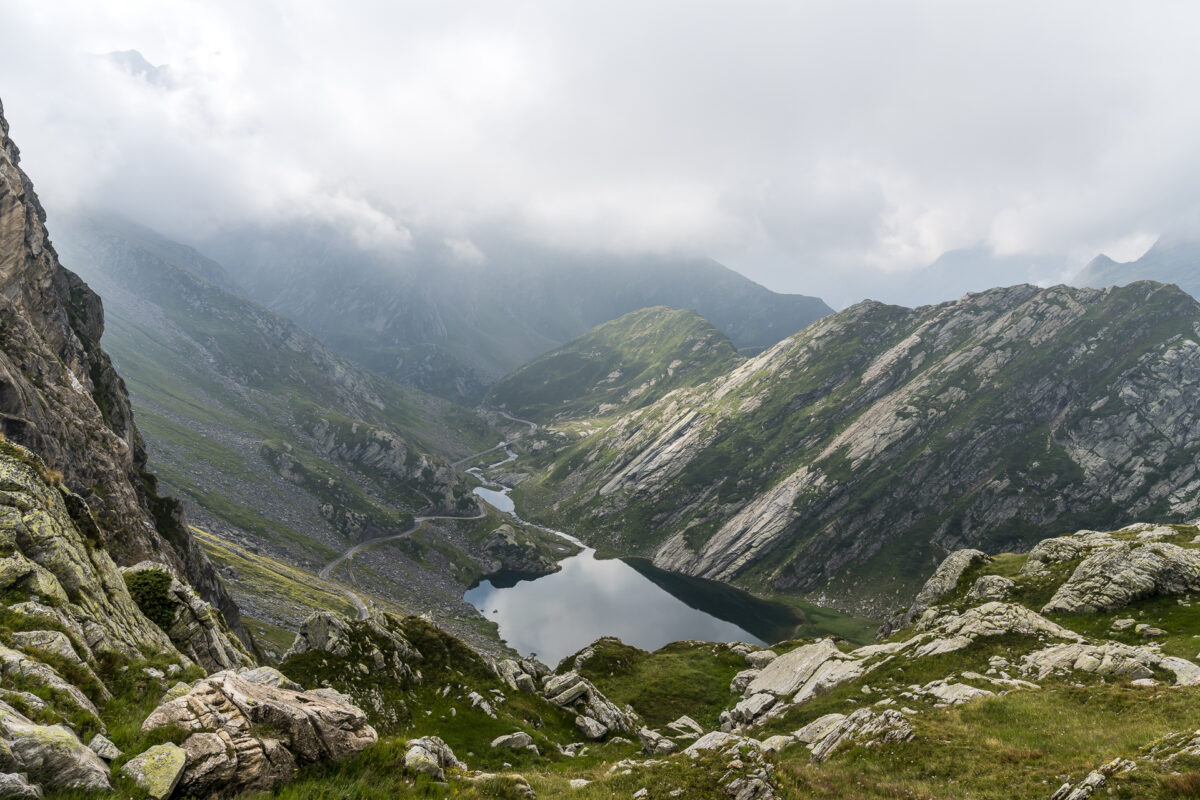 Lago Bianco Tessin