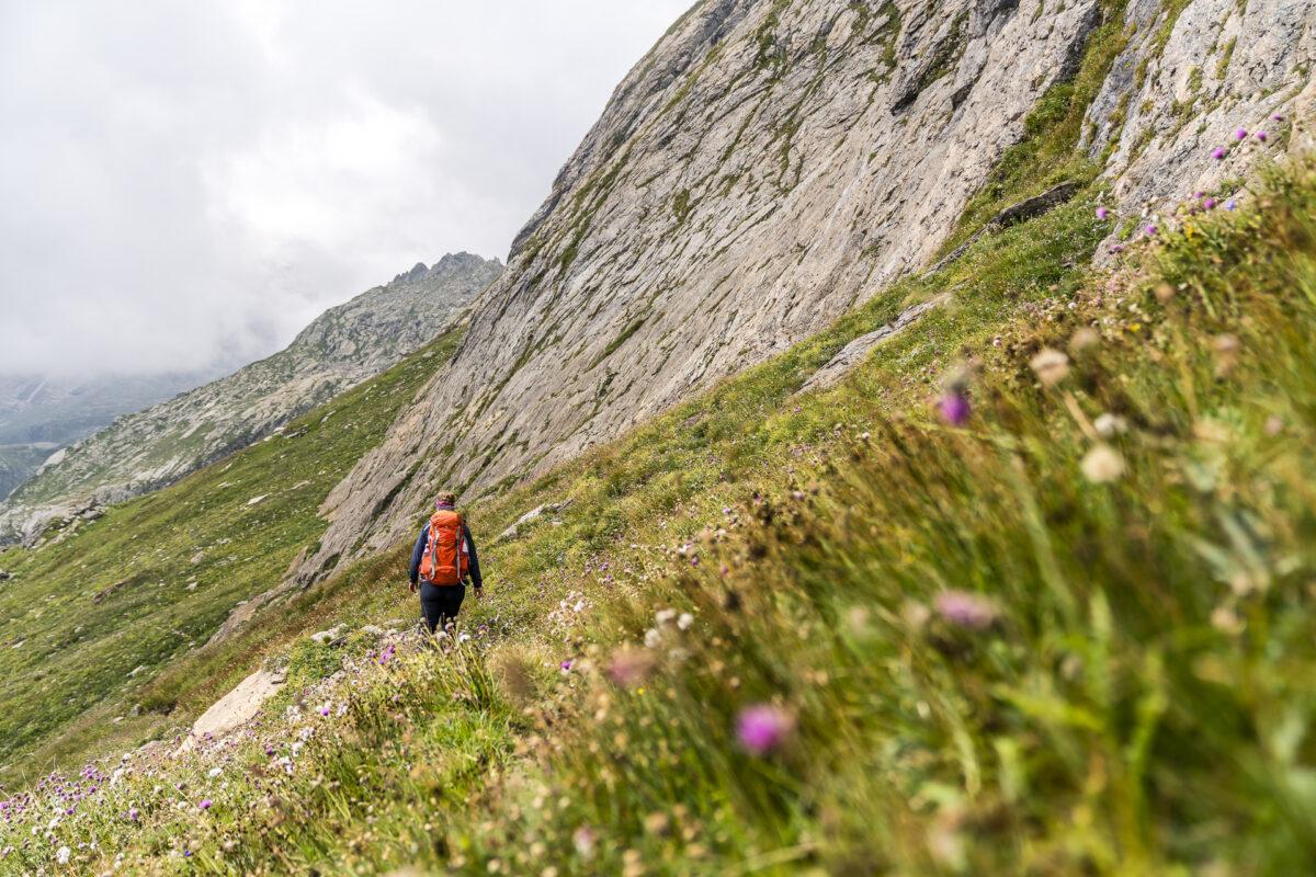 Wandern Capanna Cristallina Robiei