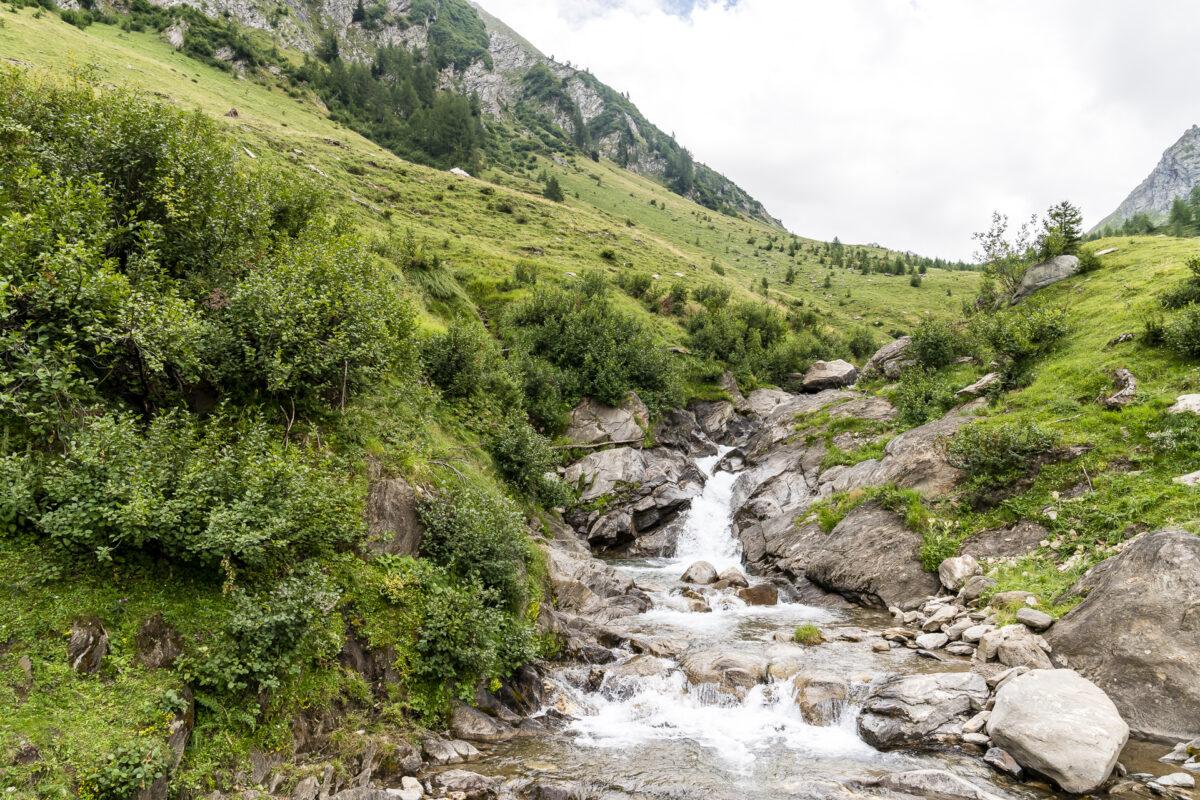 Alpe di Cristallina Val Bedretto
