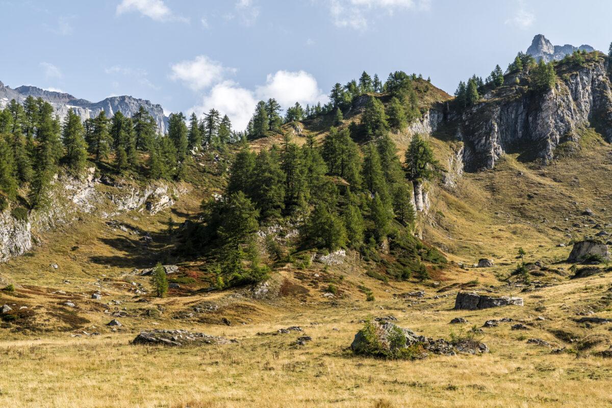 Alpe Veglia Landschaft