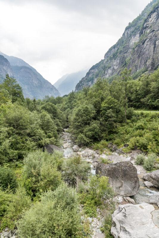 Val Bavona Tessin