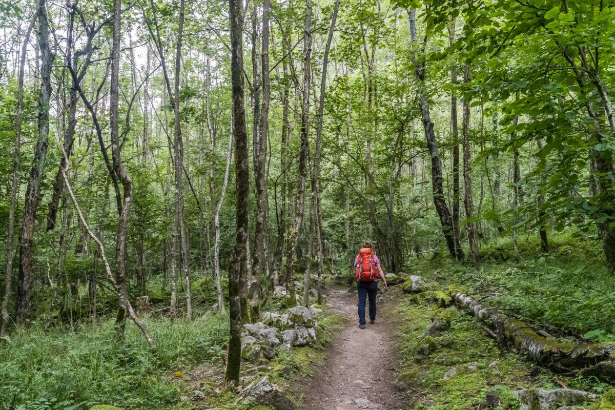 Sentiero Cristallina Etappe 3