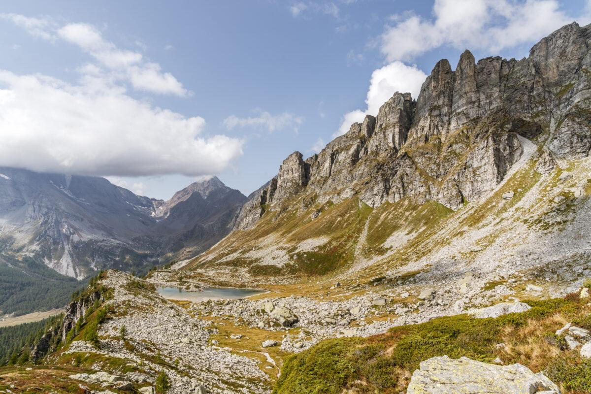 Lago Bianco Alpe Veglia