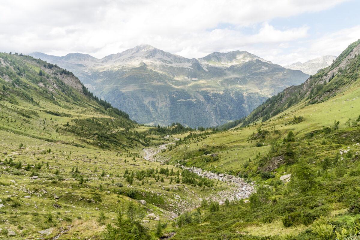 Wanderung Val Bedretto