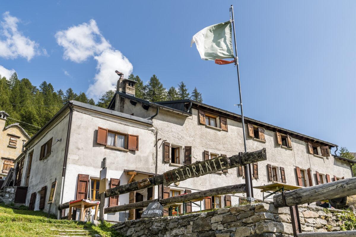 Albergo Lepontino Alpe Veglia