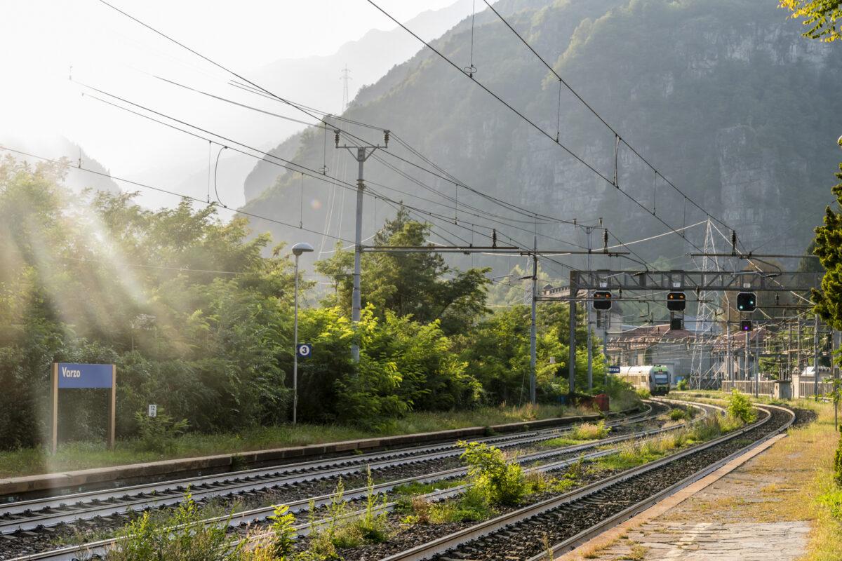 Bahnhof Varzo BLS