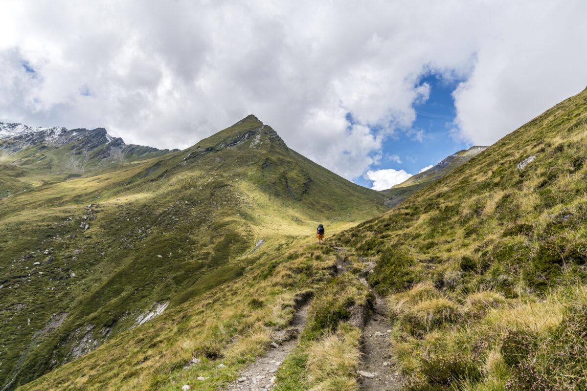 Aufstieg Pass Diesrut