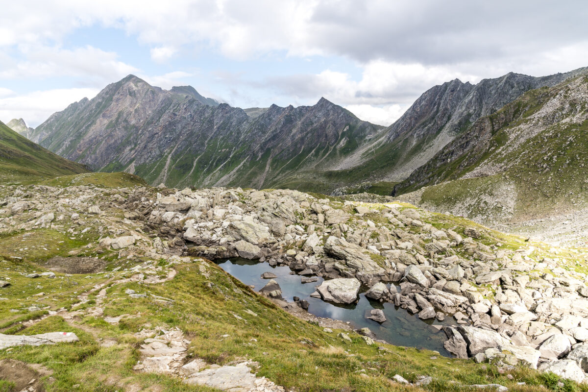 Sentiero Cristallina Etappa 1