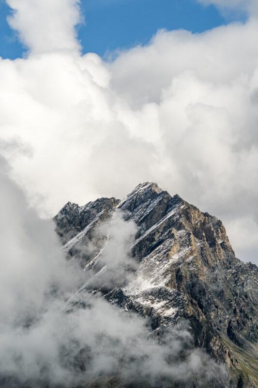 Surselva Berge