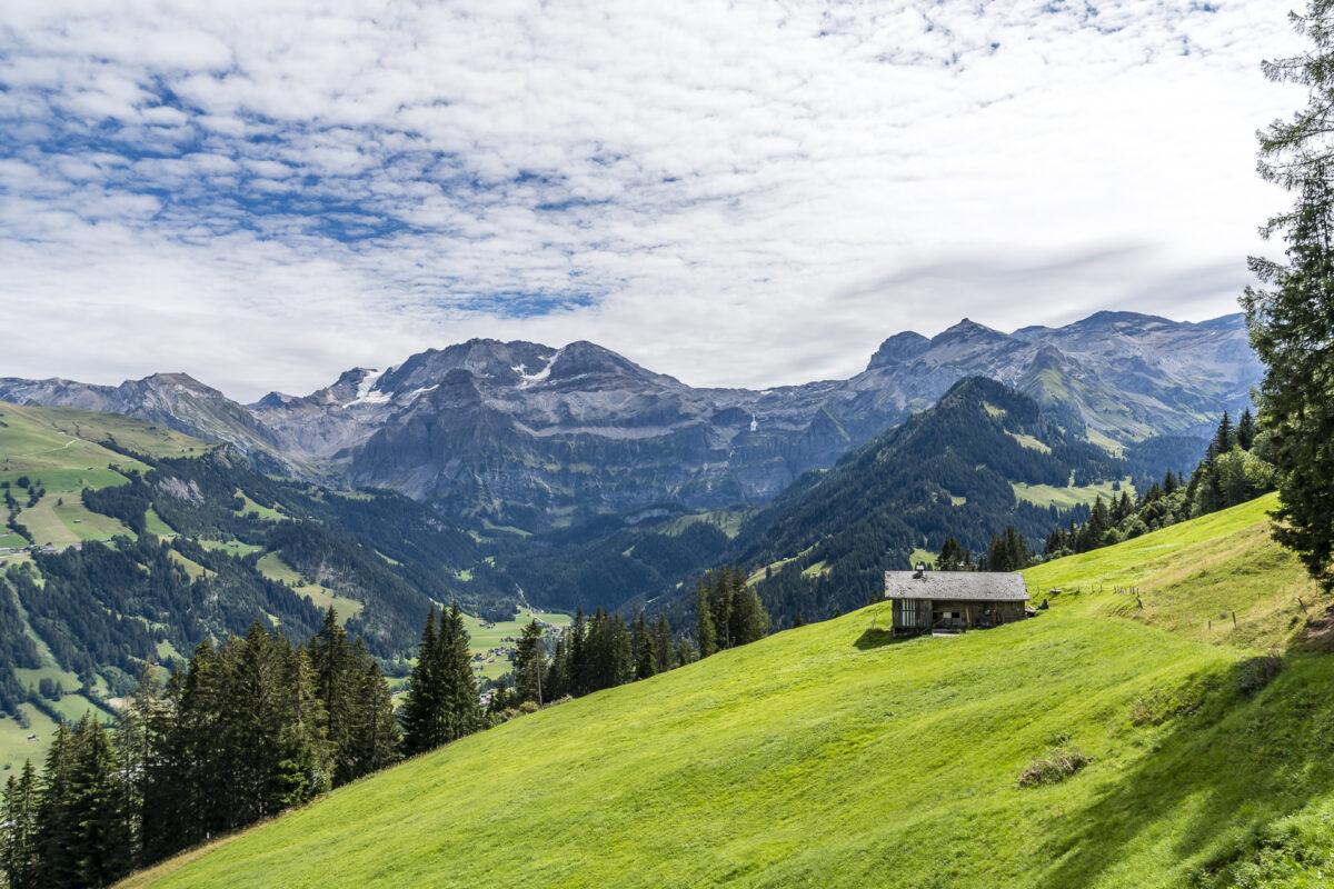 Lenk-Bergbahnen-Rezligletscher