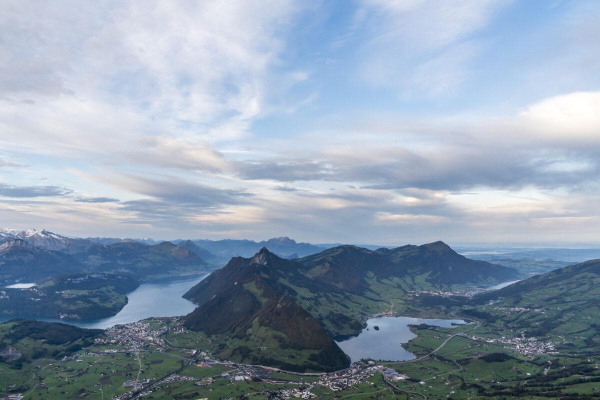 Mythen Panorama Vierwaldstättersee