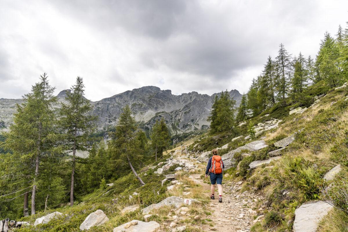 Wanderung Lago dei Pozzöi
