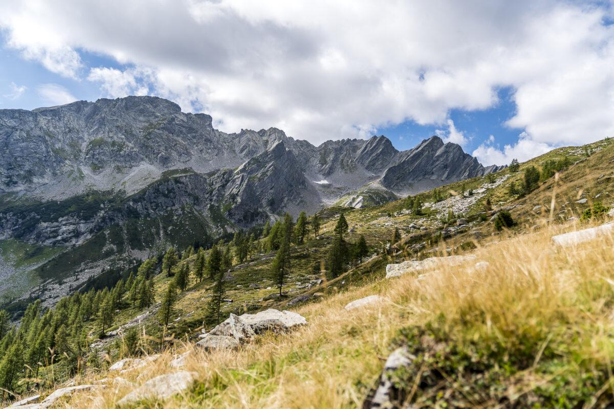 Wandern im Maggiatal