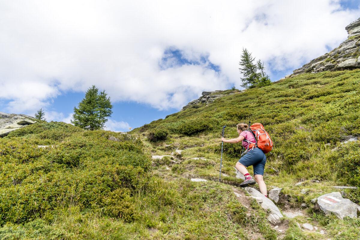 Wanderung von Cimalmotto nach Bosco Gurin