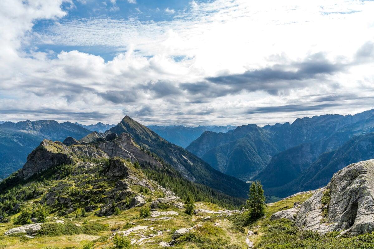 Panorama Passo Quadrello