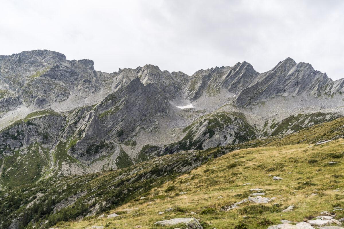 Wanderung zum Lago Gelato