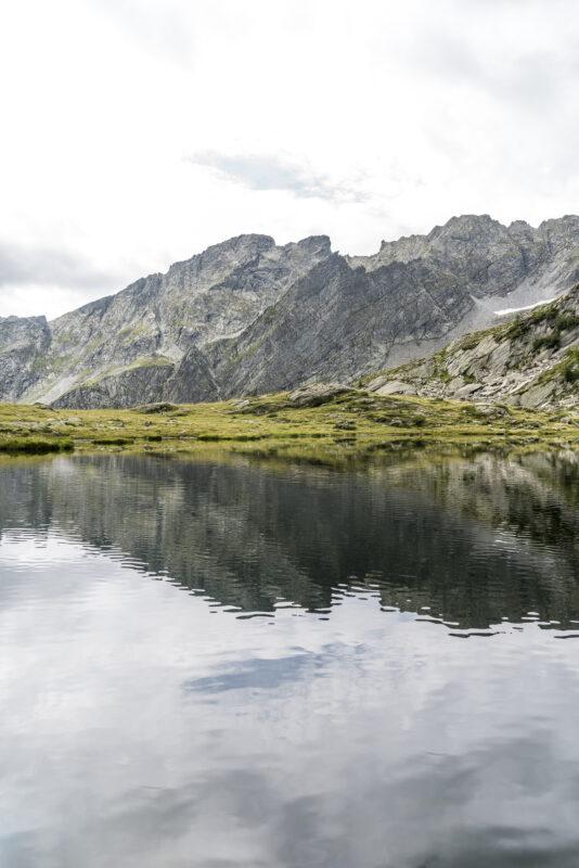 Lago Gelato Maggiatal